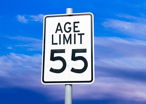 Age Limit 55